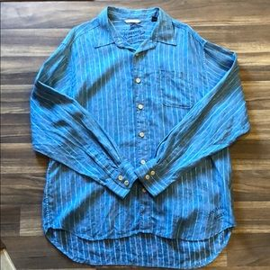 Men's XL Tommy Bahama Long Sleeve Button Up